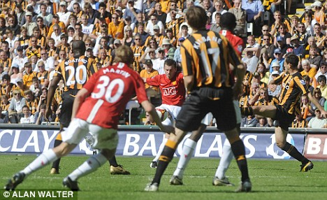 Darron Gibson Manchester United