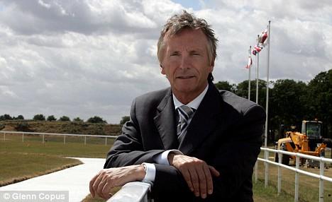 John Holmes, chairman of Great Leighs Ltd