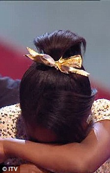 Britain's Got Talent 24/5/09 tears as Natalie Okri voted off by judges