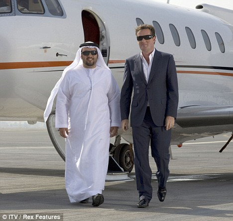 Piers Morgan, Sulaiman al-Fahim