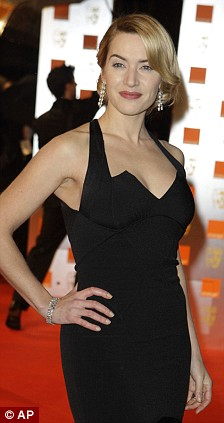 British actress Kate Winslet arrives at the British Academy Film Awards 2009 at The Royal Opera House