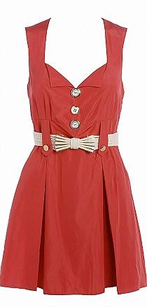 Dress, £44.99, River Island, 020 8991 4759