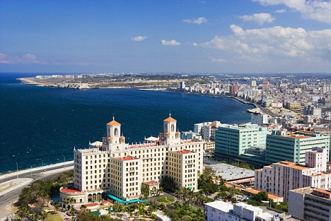On the waterfront: Havana¿s impressive five-mile seafront