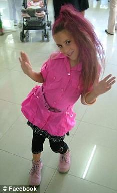 Jason Swindlehurst's daughter Jaye
