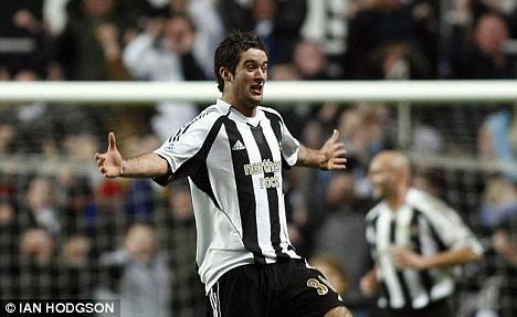 David Edgar equalises for Newcastle