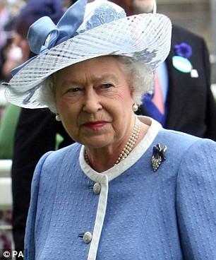 Queen Elizabeth congratulated Andy Murray on his Queen's win