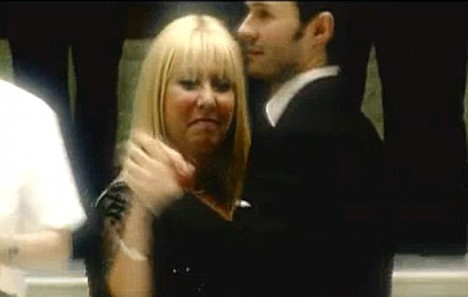 A still from documentary London Tango with Vanessa Lloyd Platt