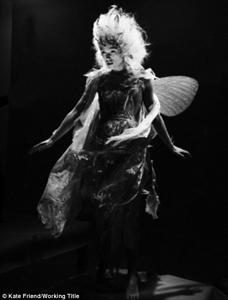 Starring role: Keira Knightley as a fairy in the short film The Continuing And Lamentable Saga Of The Suicide Brothers