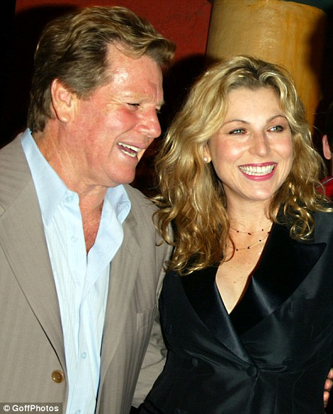 I tried to hit on her: Ryan O'Neal with his daughter Tatum