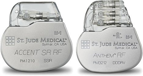St Jude Medical device