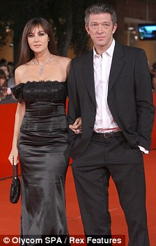 Monica Bellucci and Vincent Cassel