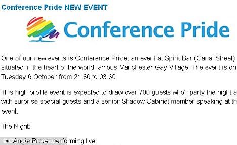 Tory gay-friendly logo