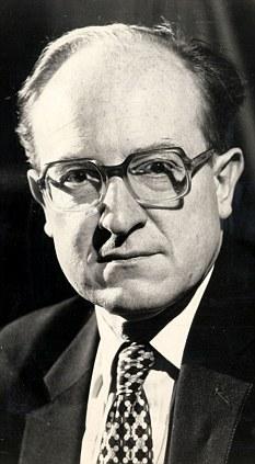 Oliver Miles was Britain's ambassador to Libya