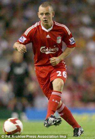 Jay Spearing, Liverpool