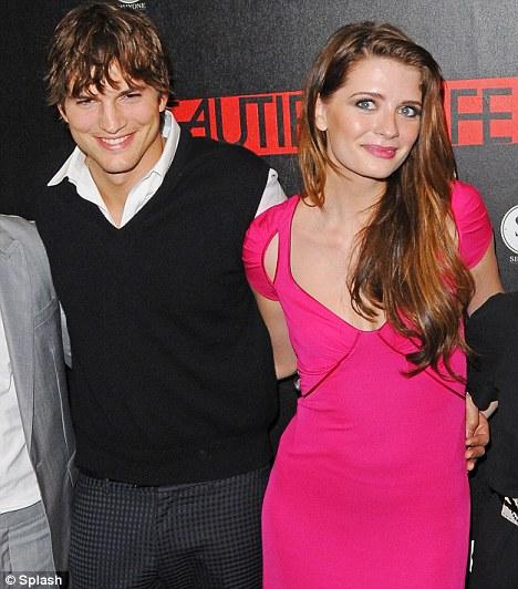 Ashton Kutcher,  Mischa Barton