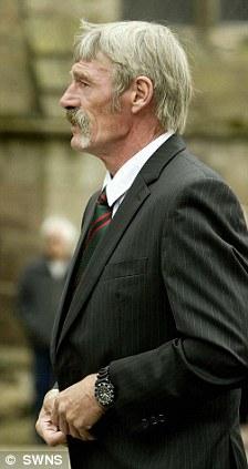 John McAleese father of Paul McAleese