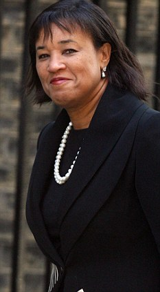 Attorney General Baroness Scotland was fined £5,000 for hiring a member of her staff who was in the UK illegally