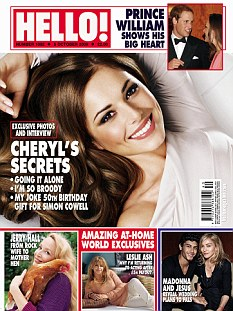 The story on Madonna and Jesus' marriage plans features in Hello Magazine