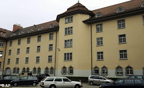 The district prison in Zurich where local media claim Polanski is being held