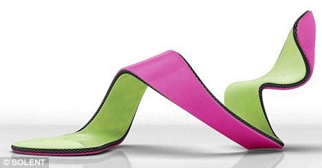 Sculpture shoes