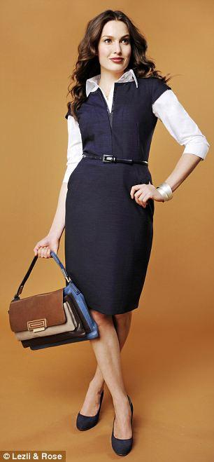 Shirt, £15, M&S; Toda Joia bangle, £225, oritlondon.com; bag, £585, anyahindmarch.com; court shoes, £110, Carvela at kurtgeiger.com
