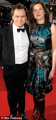 Jack Dee and wife Jane