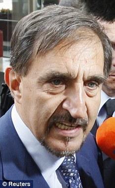 Denial: Italian Defence Minister Ignazio La Russa insists the allegations are 'absolute rubbish'