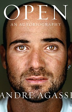 Agassi made his wig revelations in his autiobiography Open