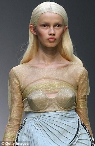 Louise Goldin model