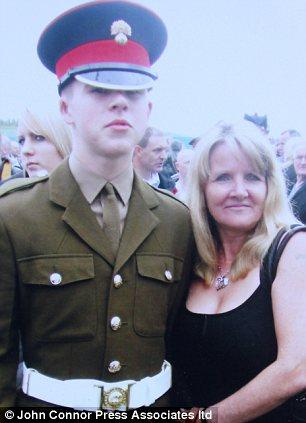 Jamie Janes killed in Afghanistan