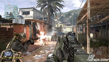 Call of Duty 2: Modern Warfare