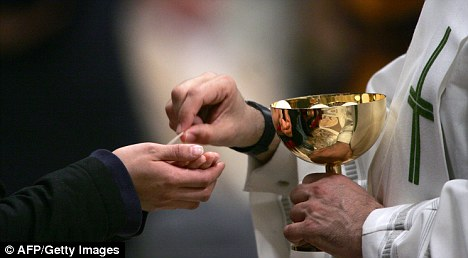 Sacred: But the qualities of 'bread and wine' used in holy communion are echoed in other religions