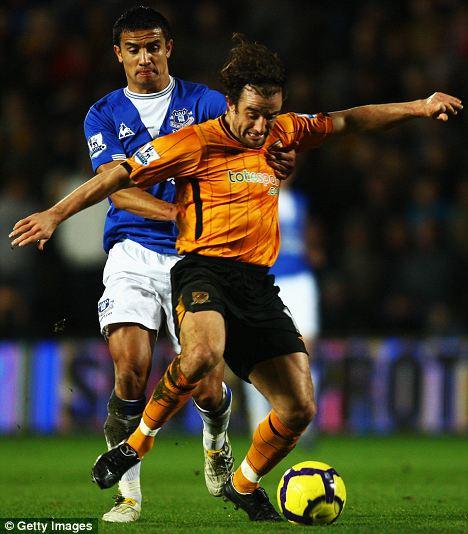 Hull City's Stephen Hunt