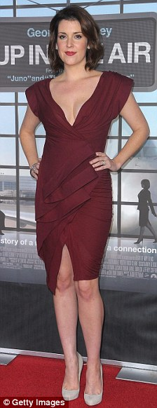 """Melanie Lynskey arrives at the premiere of Paramount Pictures' """"Up In The Air"""" held at Mann Village Theatre"""