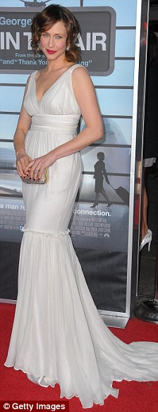 """Vera Farmiga arrives at the premiere of Paramount Pictures' """"Up In The Air"""" held at Mann Village Theatre"""