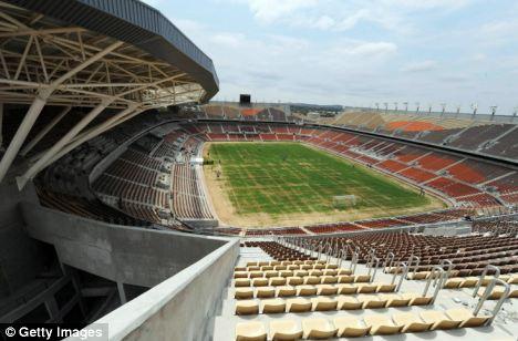 Peter Mobaka Stadium