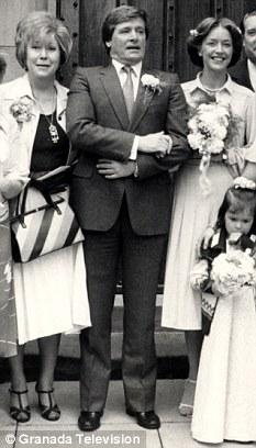 Coronation Street (1981) wedding of Ken Barlow and Deirdre Langton.
