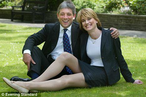 Tory MP John Bercow