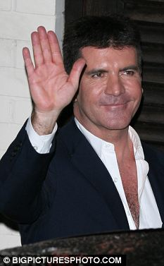 Man who can do no wrong: Simon Cowell has shaped the album charts