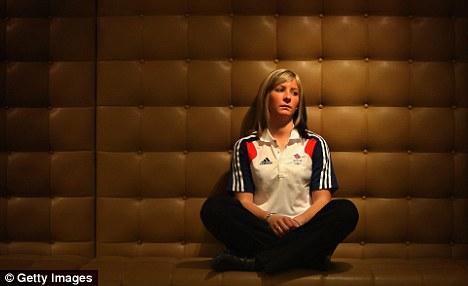 Team GB Curling Womens skip, Eve Muirhead
