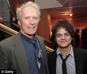 Clint Eastwood and Jamie Cullum