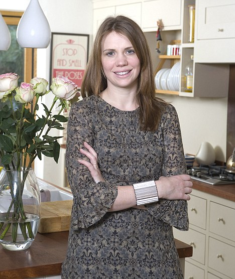Life's a grind: Lucy McDonald's teeth grinding habit was caused by stress