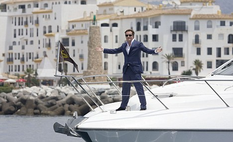 Piers Morgan in Marbella