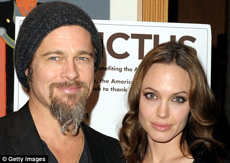 Brad Pitt and Angelina Jolie have publicly pledged their support for the victims of the Haiti earthquake