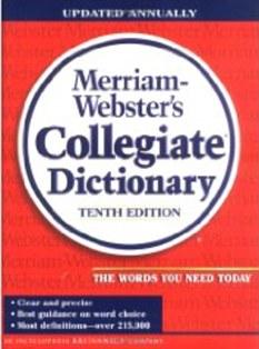 Meriam-Webster