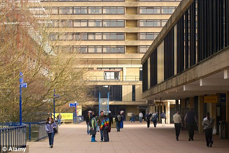 University of Bath: Where Karl Woodgett worked and carried out the scam