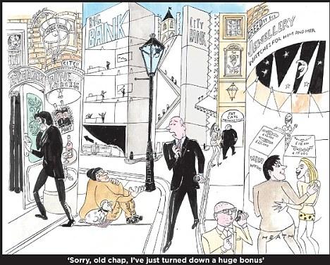 Bankers cartoon
