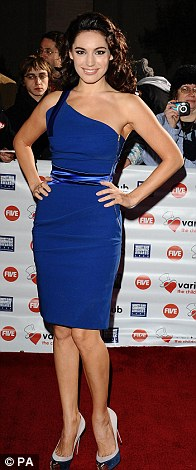 Women with figures similar to Kelly Brook would be suited to the hour glass swimsuit