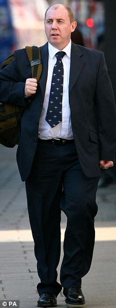Paramedic Karl Harris was found guilty of perverting the course of justice