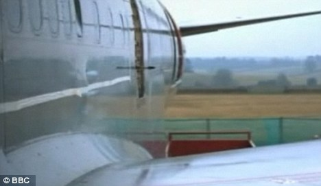 Flight 253 test